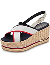 e77f1d3f Amazon.co.uk: Tommy Hilfiger - Sandals / Women's Shoes: Shoes & Bags