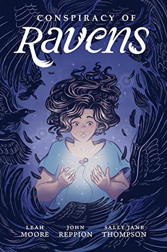 Conspiracy of Ravens di Leah Moore,John Reppion