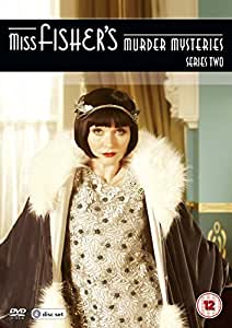 Miss Fisher's Murder Mysteries Series 2 [DVD] [2013]