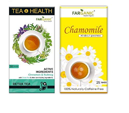 FARGANIC-Detox-Green-Tea-Chamomile-Green-Tea-Tea-Health-Series-with-Active-Ingredients-55-Tea-Bags
