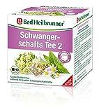 Bad Heilbrunner Schwangerschafts Tee 2, 15er Pyramidenbeutel, 1er Pack (1 x 27 g)