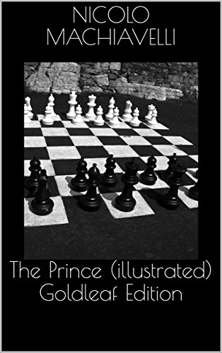 the-prince-illustrated-goldleaf-edition-english-edition