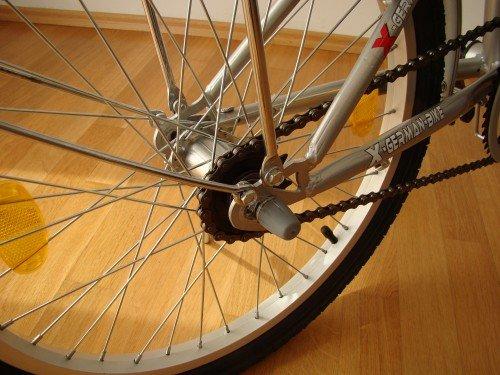 51cIIE3egDL - Germ Anxia Folding Bike 20Inch Comfort 1Gang With Coaster Brakes