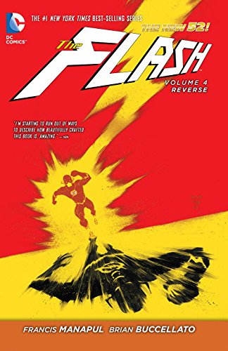 The Flash Volume 4: Reverse TP (The New 52)