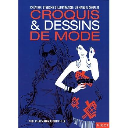 Croquis et dessins de mode
