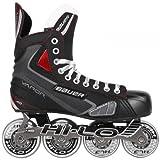Bauer Vapor X40R Youth/Bambini Inline Hockey Skates