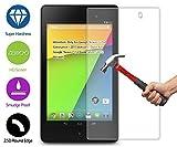 Per Asus Google Nexus 7 (2nd Gen. / Edtion 2013)(Non per Google Nexus 7 (1st Gen. / Edtion 2012) Pellicola Protettiva ZeWoo® Protezione dello Schermo in Vetro Temperato (9H *2.5D, 0,33mm)