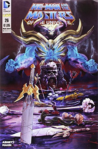 He-Man and the masters of the universe: 26