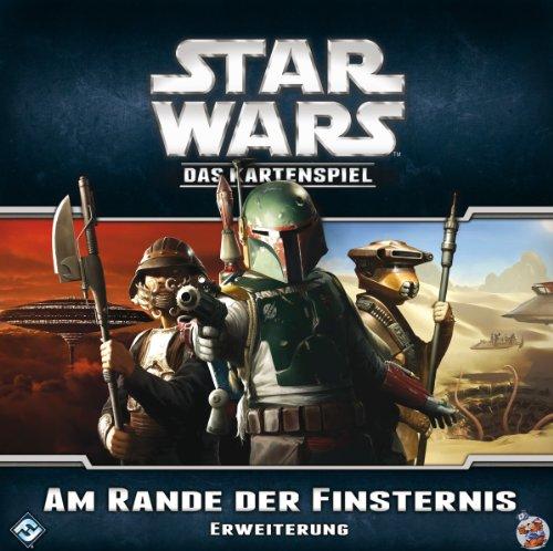 Asmodee HEI0507 - Star Wars Kartenspiel LCG: Am Rande der Finsternis - Erweiterung