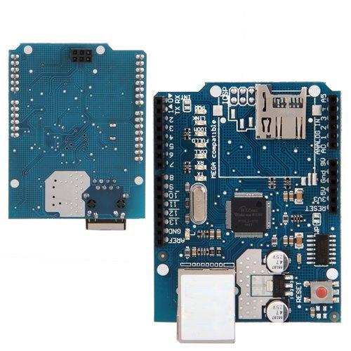 Amazon.de - Ethernet Shield W5100 (Compatible with Arduino UNO and Mega 2560)