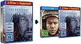 Blu-ray Doppelpack: The Revenant / Der Marsianer [Blu-ray]