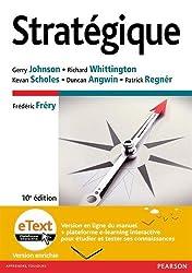Stratégique 10e édition + eText version enrichie