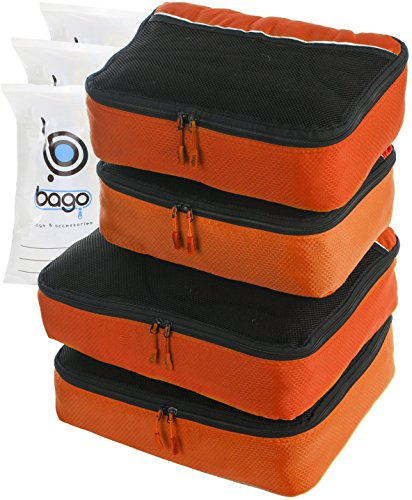packing-cubes-4pcs-value-set-for-travel-plus-6pcs-organizer-zip-bags-orange