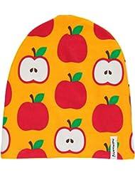 Maxomorra Baby Mütze Organic Cotton Äpfel