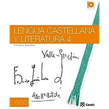 Lengua castellana y Literatura 4 ESO (2012) - 9788421848111