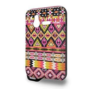 Handyschale Handycase für Sony Xperia active veredelt mit YOUNiiK Styling Skin - Sioux