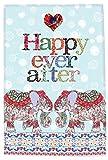Best Amazon grazie doni - Happy Ever After–Strofinaccio canovaccio da Mollymac–matrimonio, fidanzamento, ottima Review