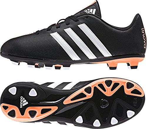 11NOVA FG JR NR - Chaussures Football Garçon Adidas noir
