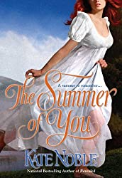 The Summer of You Noble, Kate ( Author ) Apr-06-2010 Paperback
