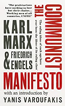 The Communist Manifesto (Vintage Classics) by [Engels, Friedrich]