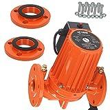 Umwälzpumpe IBO OHI50-140/220 Heizungspumpe Pumpe Warmwasser Heizung Nassläufer