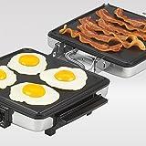 Black & Decker 3-in-1 Waffle Maker & Indoor Grill/Griddle