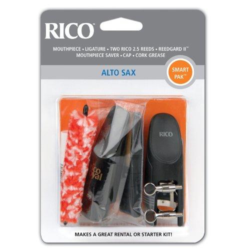 Rico Smart Pak für Altsaxophon