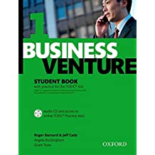 Business Venture 1 Elementary: Business Venture 1. Student's Book and CD Pack