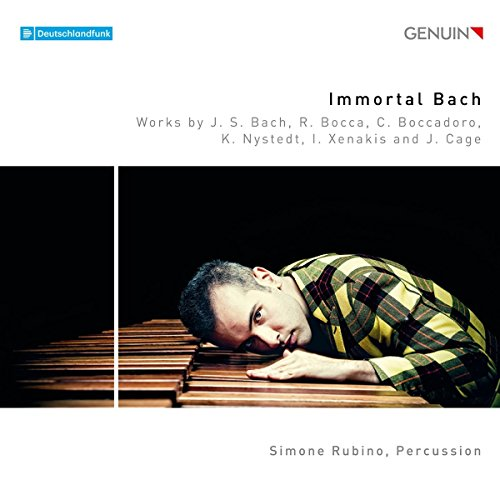 Bach: Immortal Bach - Bearbeitungen für Percussion