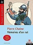 Mémoires d'un rat : Suivi des Commentaires de Ferdinand, ancien rat des tranchées