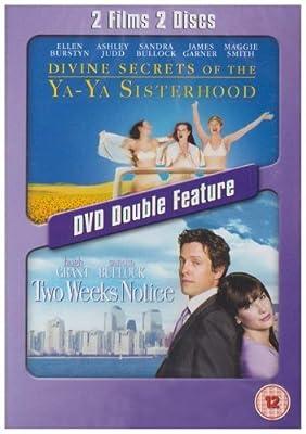 Divine Secrets Of The Ya Ya Sisterhood/Two Weeks Notice [DVD] by Sandra Bullock