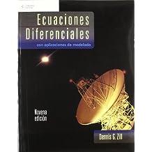 ECUACIONES DIFERENCIALES 9/E CON APLICACIONES DE MODELADO