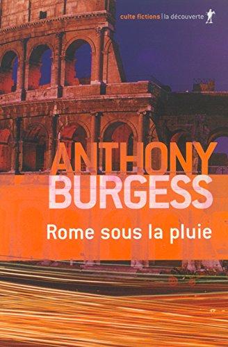 Rome sous la pluie par Anthony Burgess