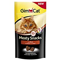 Gimborn Gimcat Meaty With Beef For Cats, 35 gm