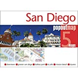San Diego Popout Map