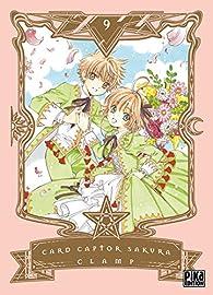 Card Captor Sakura Deluxe, tome 9 par  Clamp