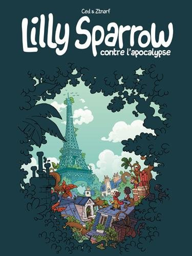 "<a href=""/node/3163"">Lilly Sparrow contre l'apocalypse T.01</a>"