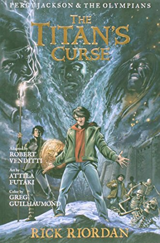 The Titan's Curse: The Graphic Novel (Percy Jackson & the Olympians) por Rick Riordan