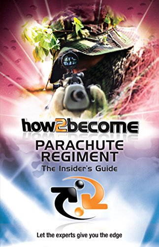 Join the Parachute Regiment: The Insider's Guide (H2B) (How2become Series) by Richard McMunn (1-Jan-2015) Paperback
