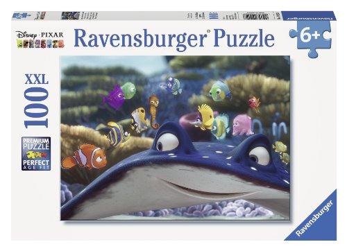 Preisvergleich Produktbild Ravensburger - Disney Findet Nemo - Nemo und seine Freunde, 100 Teile Puzzle