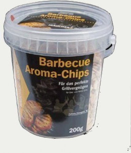 Räuchergold goût de chips barbecue 200 g