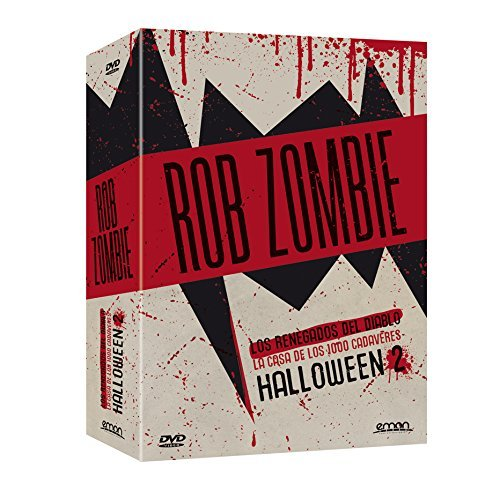 (Rob Zombie Collection - 3-DVD Set ( The Devil's Rejects / House of 1000 Corpses / Halloween II ) ( The Devil's Rejects / House of a Thousand Corpses / Halloween 2 ) by William Forsythe)
