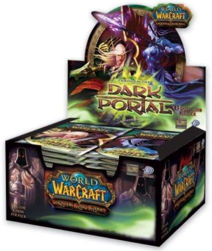 World of Warcraft: Through the Dark Portal - Booster Display (24) englisch