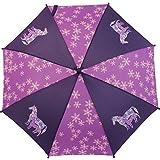 Esprit Kinderschirm Regenschirm Stockschirm Girl Flowerhorse