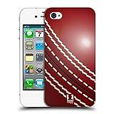 Head Case Designs Grille Ball Kollektion 2 Ruckseite Hülle für Apple iPhone 4 / 4S