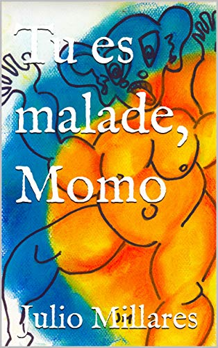 Couverture du livre Tu es malade, Momo (Animaux libres t. 8)