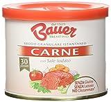 Bauer Brodo Granulare Istantaneo Carne 120 gr