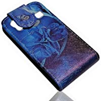 Funda Flip Style–No. 6–Cover Case Funda Funda para Samsung S5830Galaxy Ace
