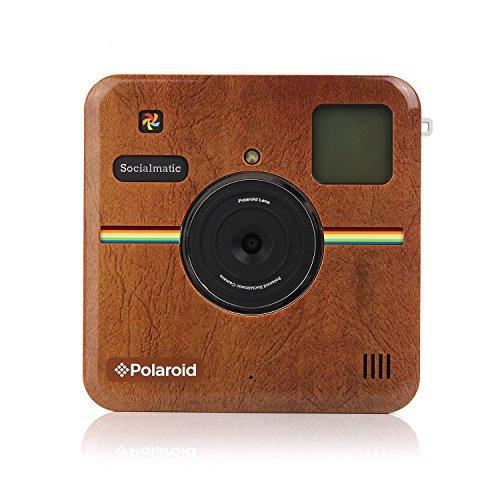 Polaroid POLSMFPBL Cover Marrone custodia per fotocamera