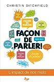 Telecharger Livres Facon de parler (PDF,EPUB,MOBI) gratuits en Francaise